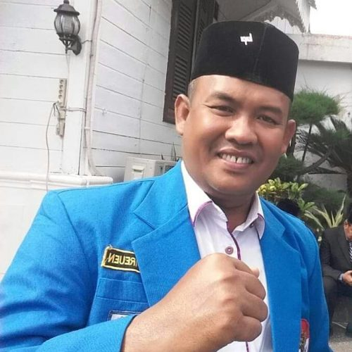 Ketua DPD KNPI Bireuen Asnawi MAP